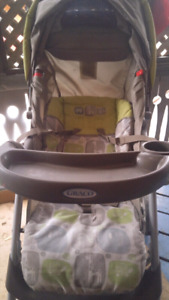 Graco classic connect stroller car seat combo