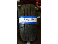 215 65 15 GOODYEAR ULTRAGRIP TYRES X4£130 INC BAL AND FIT OPEN 7 DAYS