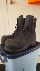 Steel Toe Boots CSA approved