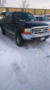 1999 Ford f250 4x4