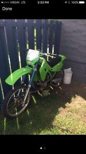 1991 Kawasaki Kx250 2 stroke