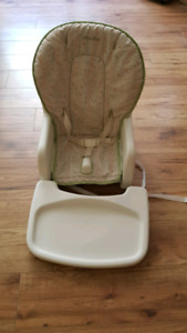 Infant to Toddler High Chair