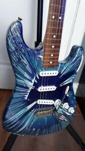 Fender Splattercaster