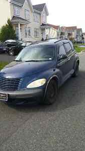2001 Chrysler PT Cruiser Berline