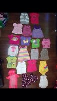 Girls seasonal lot
