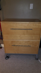 For Sale Filing Cabinet plus files