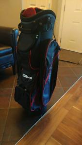 Wilson cart golf bag $40 O.B.O