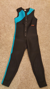 BARE Wetsuit. Large (used once)