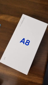 Brand New never used Samsung Galaxy A8 32GB Orchid Grey