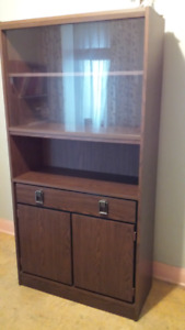 Small china cabinet/display case