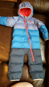 Boys North Face snowsuit