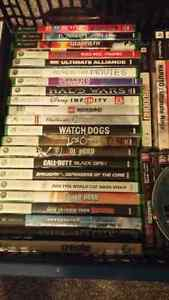 XBOX AND XBOX 360 GAMES Cambridge Kitchener Area image 1