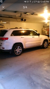 "Jeep Grand Cherokee Summit 5.7 ""extended warranty to 100 000km"""
