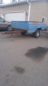 a half ton trailer for sale
