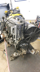 Rotax Fan Cooled 440 Motors For Carts
