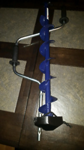 4 inch ice auger