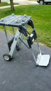 Stanley Portable Work Bench / Foldable