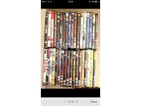 Collection of 105+ DVD (Movies, Films, TV) - Multiple discs!