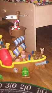 Jake and the Neverland Pirates Ship and Characters Peterborough Peterborough Area image 2