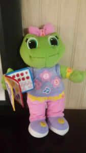 My Friend Lily Mon Amie from LeapFrog doll
