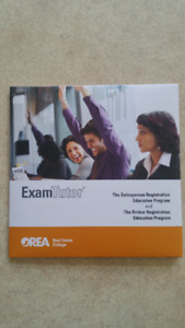 OREA Exam Tutor CD