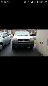 2001 Ford Escape VUS