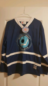 Hockey night in Canada vintage Jersey old school