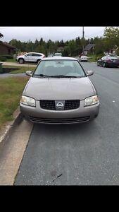 2005 Nissan Sentra SE 1.8