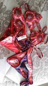 Brand new with tags la vie en rose bikini - large (fits like med
