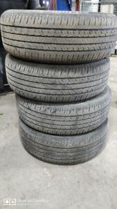 4 pneus été 205/60r16