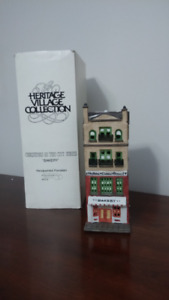 Department 56, Dept. 56,  Christmas In The City