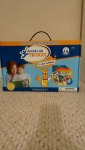 BRAND NEW Hooked On Phonics Learn to Read K-2nd Grade Ages 4-8