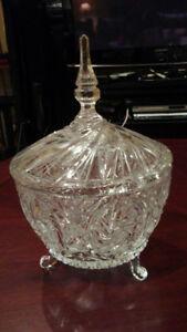 Candy Jar (Crystal)