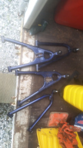 A arms/Control arms for 2009 Suzuki LTR 450.