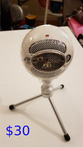 snowball microphon