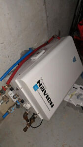 Naiven Tankless Water Heater