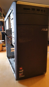 Asus Essentio Series AMD A8