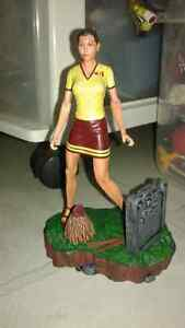 Cheerleader Cordelia Action Figure