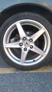 4 mags Acura RSX Type S OEM