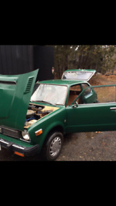 1978 Honda Civic hatchback