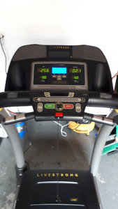 Livestong Treadmill LS13.0- Heavy Duty 3.0hp Motor