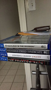 PS4 Games to sell today