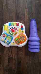 VTech Stand & Learn activity table