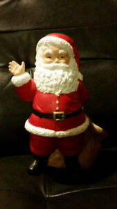 Christmas Decor  Height 11 inches  Perfect condition $10