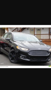 2016 Ford Fusion Chrome Sedan