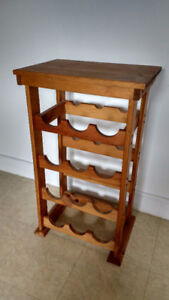 Wine Rack / Counter top