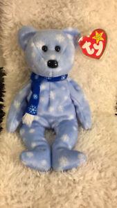 1999 Holiday Teddy Beanie Baby