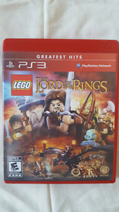 Lego Lord of the Rings - PS3