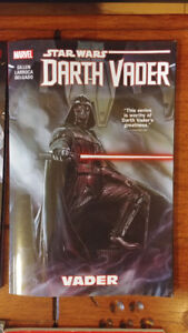 Star Wars (Marvel) Darth Vader - 'Vader' - Graphic Novel