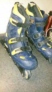 Adult (Size 7) Rollerblades